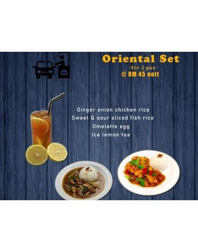 Oriental Set