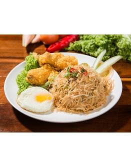 Set 5 (KK Thai Mee Siam + Lemon Teh Ais)