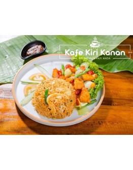 Set 3 (KK Klasik Nasi Goreng Thai + Lemon Teh Ais)