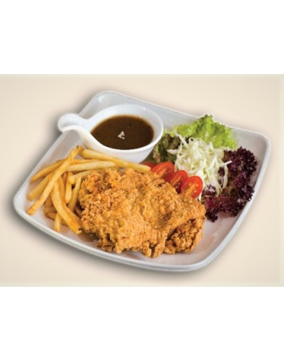 Fried Chicken Chop 炸鸡趴