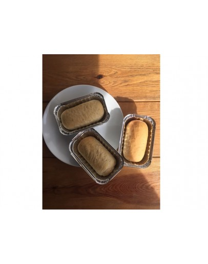 Breakfast Bread (Eggless)