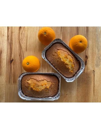 Orange Vanilla Pound Cake
