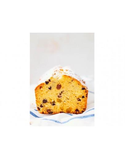 Rum & Raisin Pound Cake