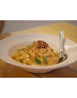 Spicy Buttermilk Spaghetti