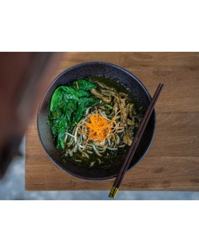 Green Soup Ramen