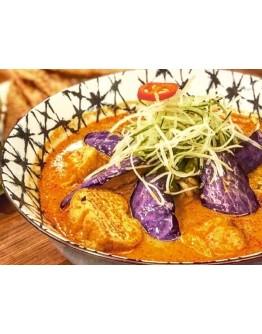 Nyonya Curry Ramen or Vercemili