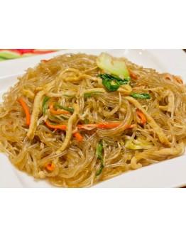 Veggie Fried Glass Noodle