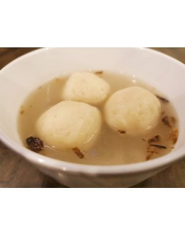 Fish Ball Soup (3pcs)