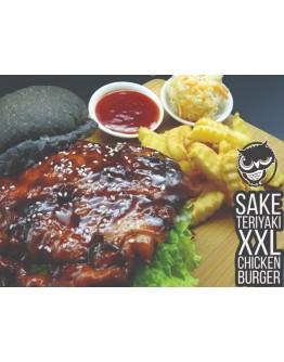 Sake Teriyaki XXL Chicken Burger