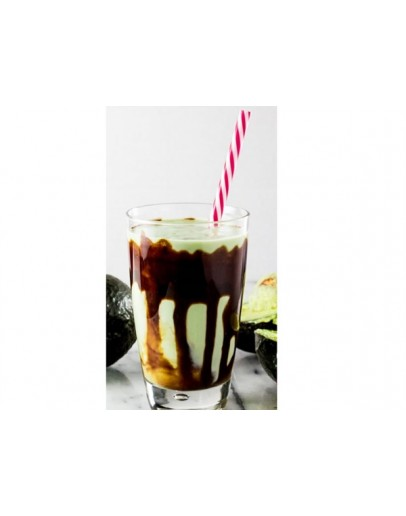 Avocado Gula Melaka/ Chocolate Milk Shake