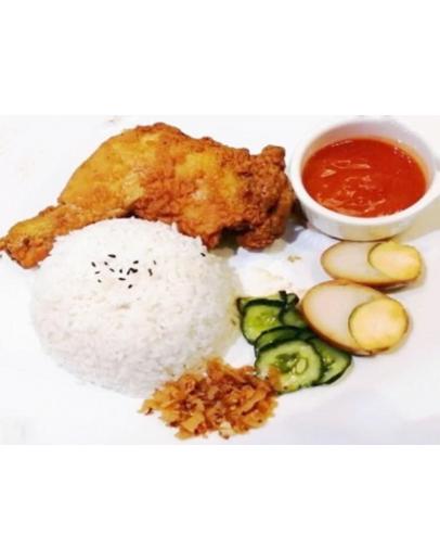 Drumstick Rice 鷄腿飯