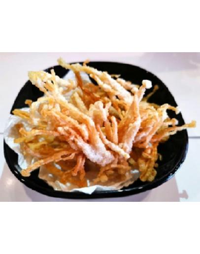 Fried Flammulia 炸金针菇